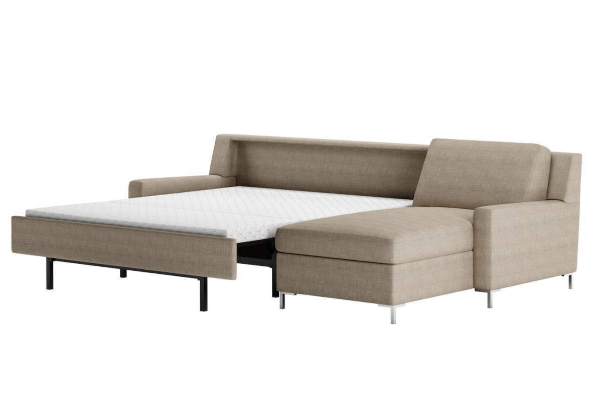 Bryson Premier Sectional Sleeper Sofa American Leather Sectional Sleeper Sofa Sofas For Small Spaces Furniture