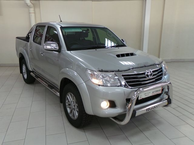 Automark Toyota Hilux 3 0d 4d Double Cab Raider Auto Demo Model