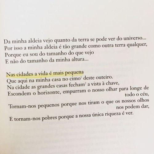 Poesia Completa de Alberto Caeiro. Fernando Pessoa. pág. 27 (by @bcmancini) #grifeinumlivro