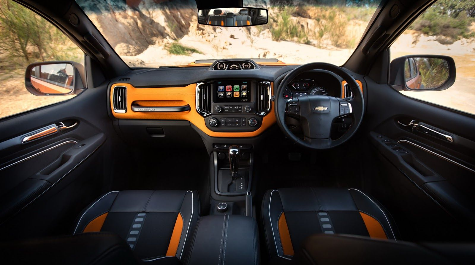 Chevrolet Colorado Xtreme Study Previews The Global Model S