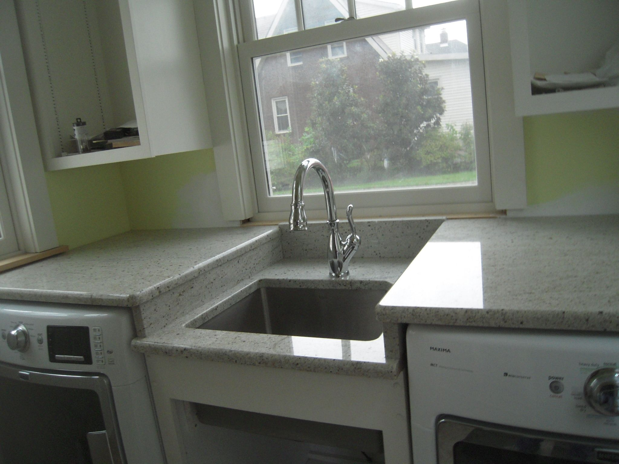 Turn Utility Sink Into Folding Surface Countertop Traditional Laundry Room Other Metro Creat Laundry Room Design Laundry Room Remodel Laundry Room Sink