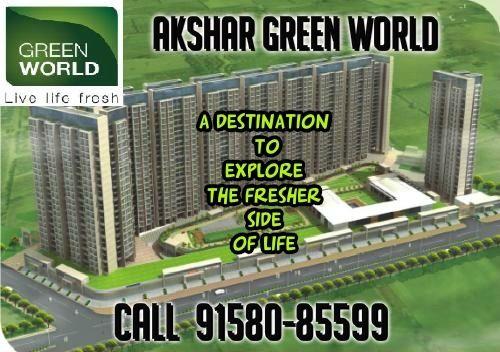 Akshar Green World Airoli Navi Mumbai By Akshar Group Project