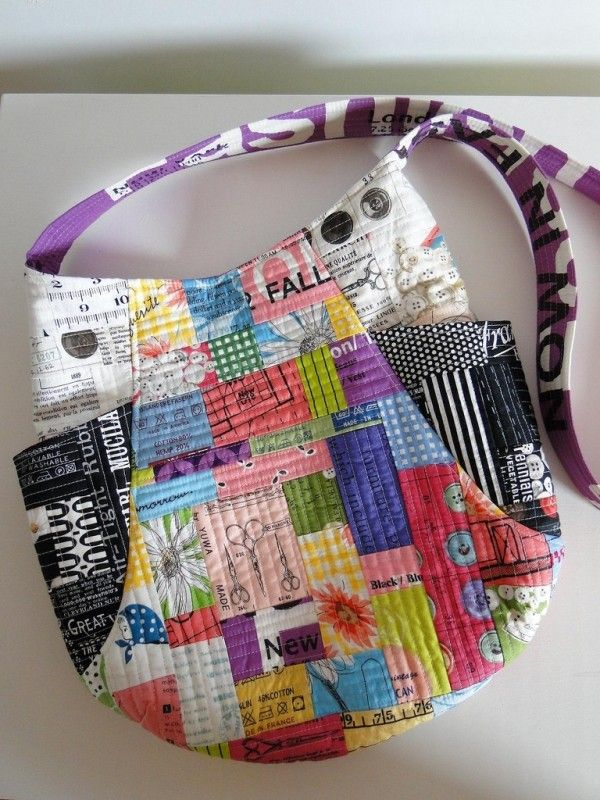 241 bag ~ Finished and this one is for me!! Photo