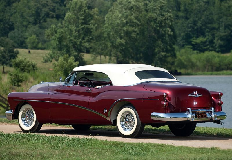 1953 Buick Skylark 1953 Buick Roadmaster Skylark Specifications