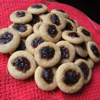 Thumbprint Cookies - Must Try!