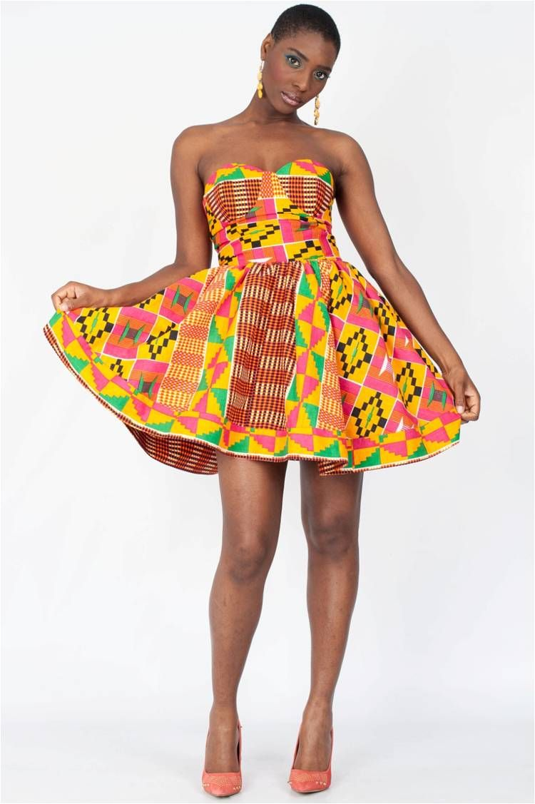 Kente latest african fashion african women dresses african prints