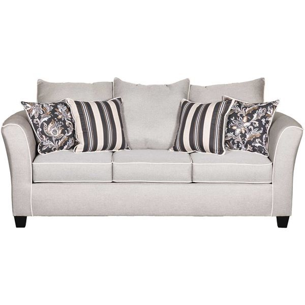 Sadie Gray Sofa By Washington Furniture Is Now Available