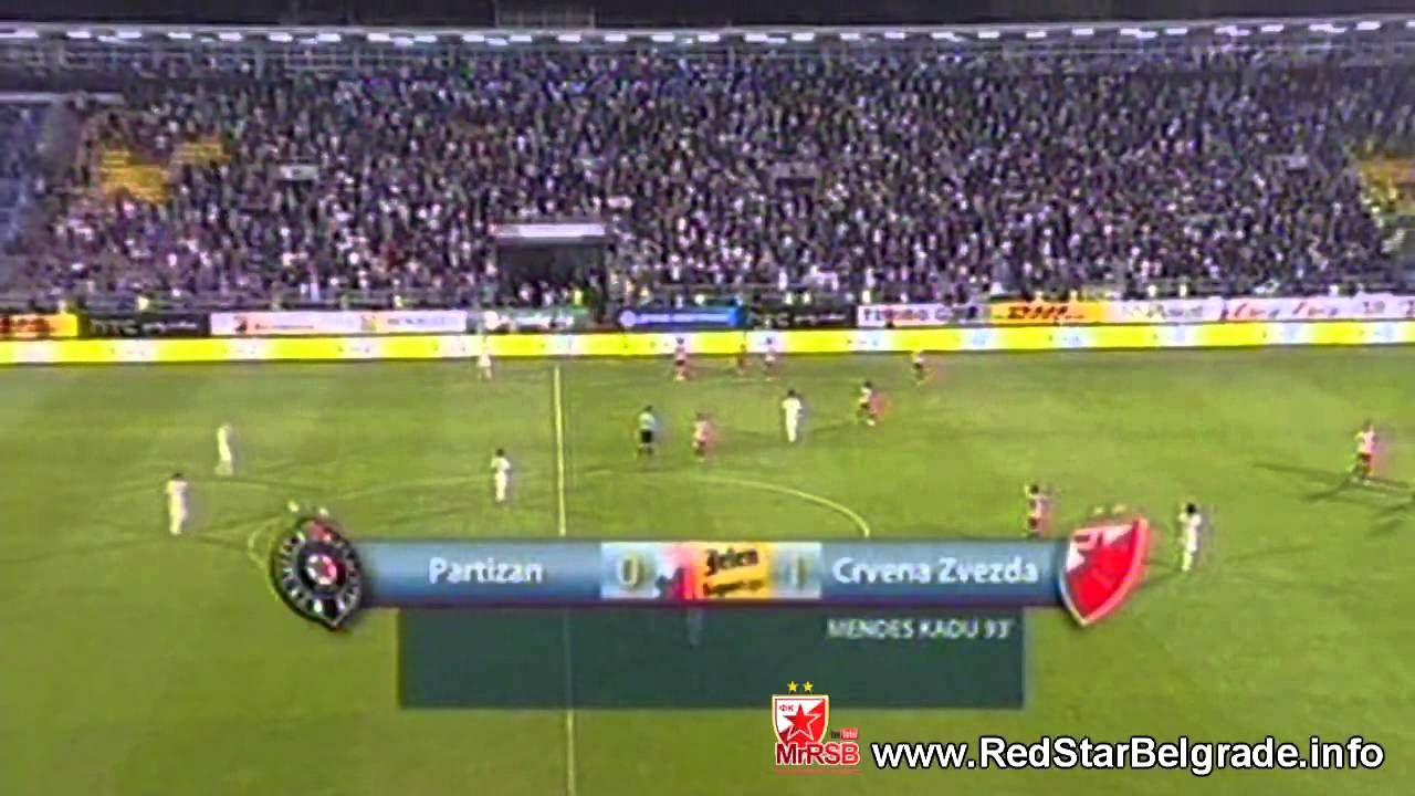 142. derbi Partizan Crvena zvezda 01 KADU GOL 05.05