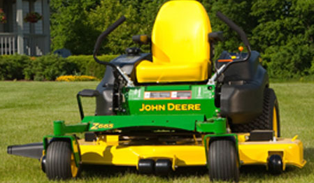 John Deere 60 Inch High Capacity Mower Deck John Deere