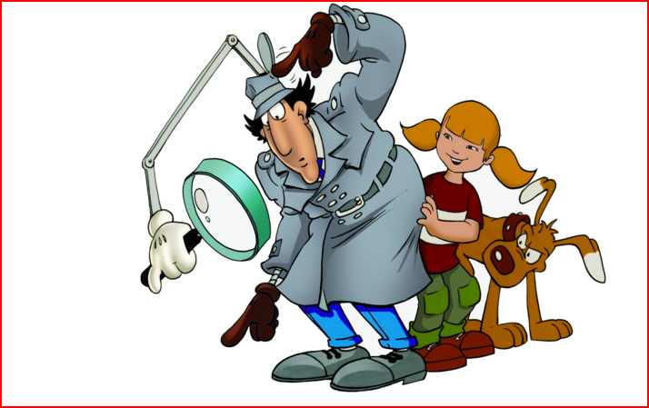 Quote Of The Day Inspector Gadget Inspector Gadget Cartoon Disney Character Drawings