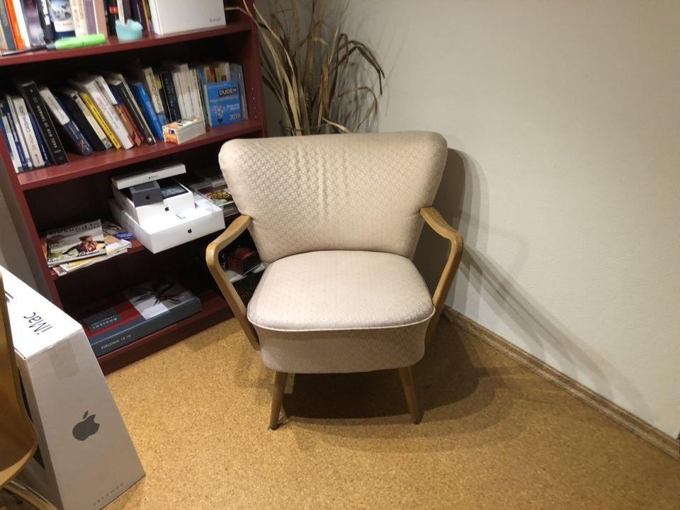 Sessel Couch Retro Vintage Design Shabby 70er In Munster