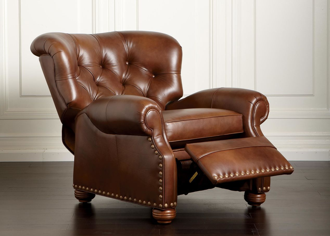 Cromwell Leather Recliner | Recliners & Cromwell Leather Recliner | Recliners | Ethan Allen Ideas ... islam-shia.org
