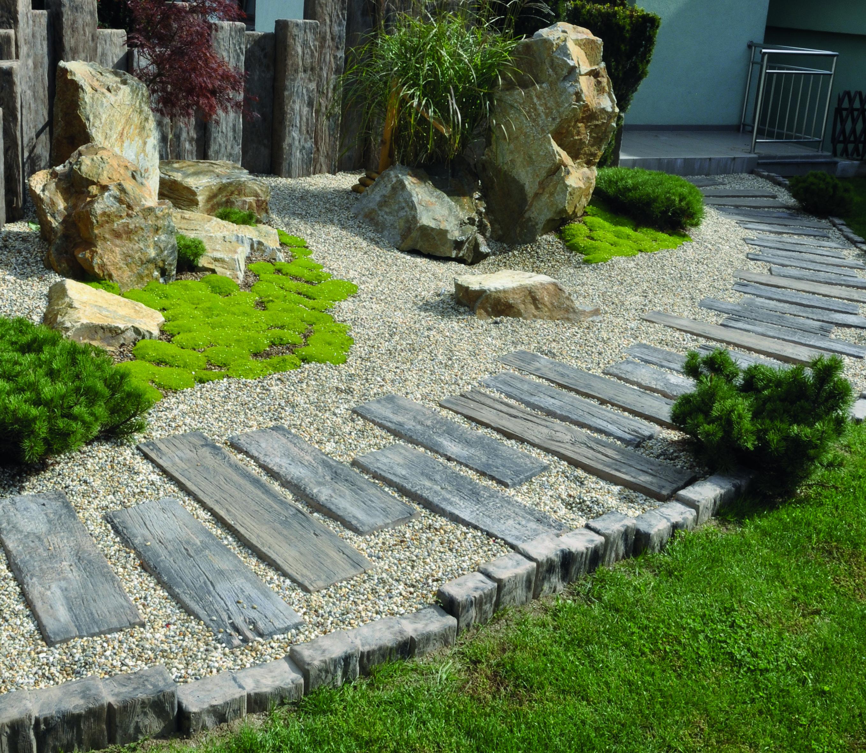 Ehl Gartenplatte Naturbraun 67 5 X 22 5 X 5 Cm Stonewood Betonplatten Holzoptik Terrassenplatten Terassenplatten