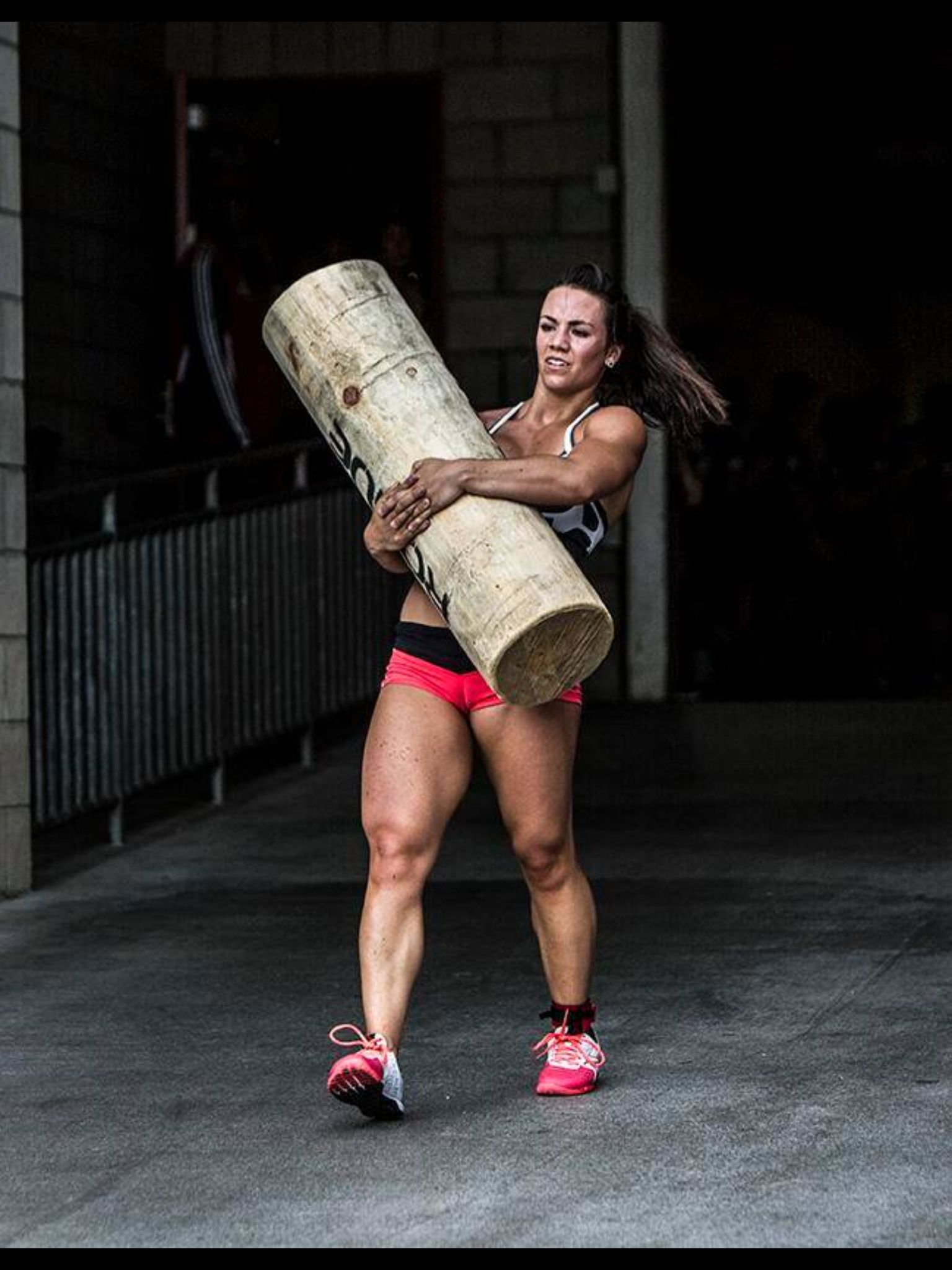 Crossfit Camille Leblanc-Bazinet  Look Good Naked-1478