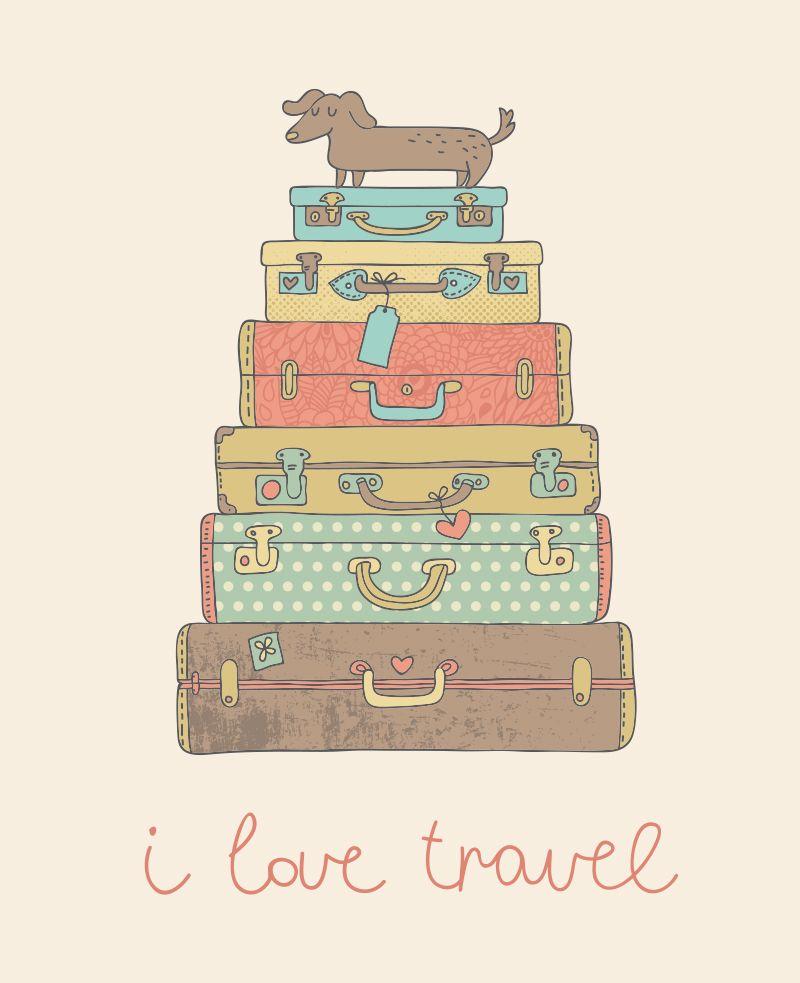 Quem ama viajar! #love #travel #loveit