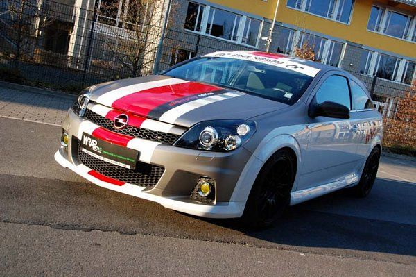 Southwestengines Wrapworks Vauxhall Astra H Opc 2013 Opel