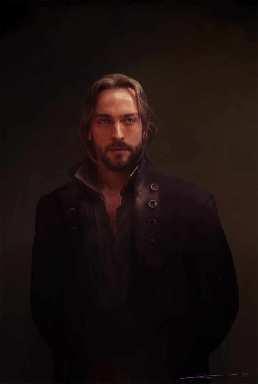Ichabod by euclase.deviantart.com on @deviantART
