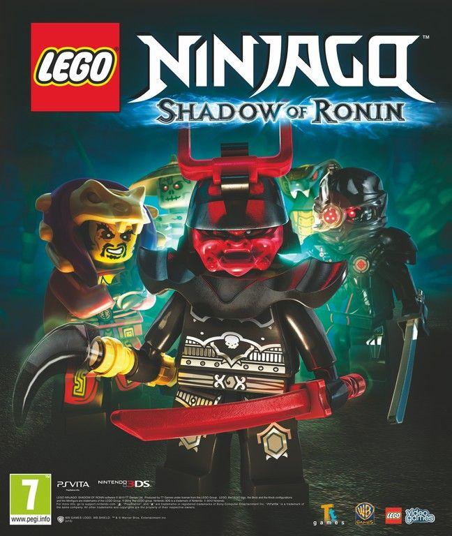 Lego Ninjago Shadow Of Ronin Villains Revealed Lego Ninjago