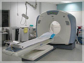 SCANNER - Service de radiologie et d'imagerie médicale du Pôle de Santé du Golfe de St Tropez VAR 83