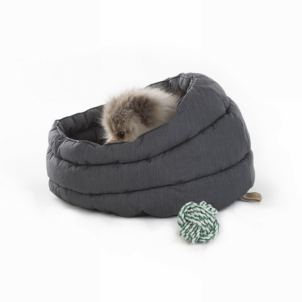 Igloo Dog Bed Grey Mungo Maud Dog And Cat Outfitters