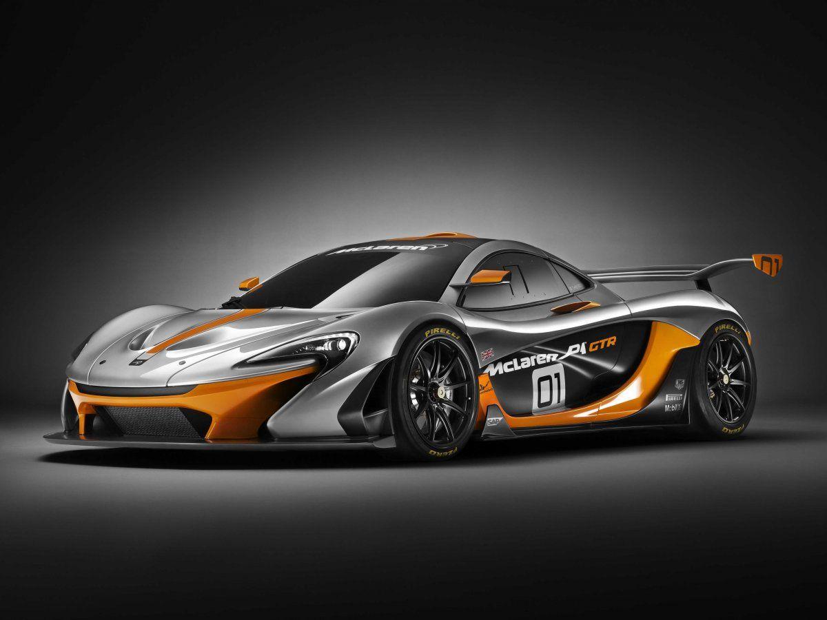 Superb McLaren P 1 GTR