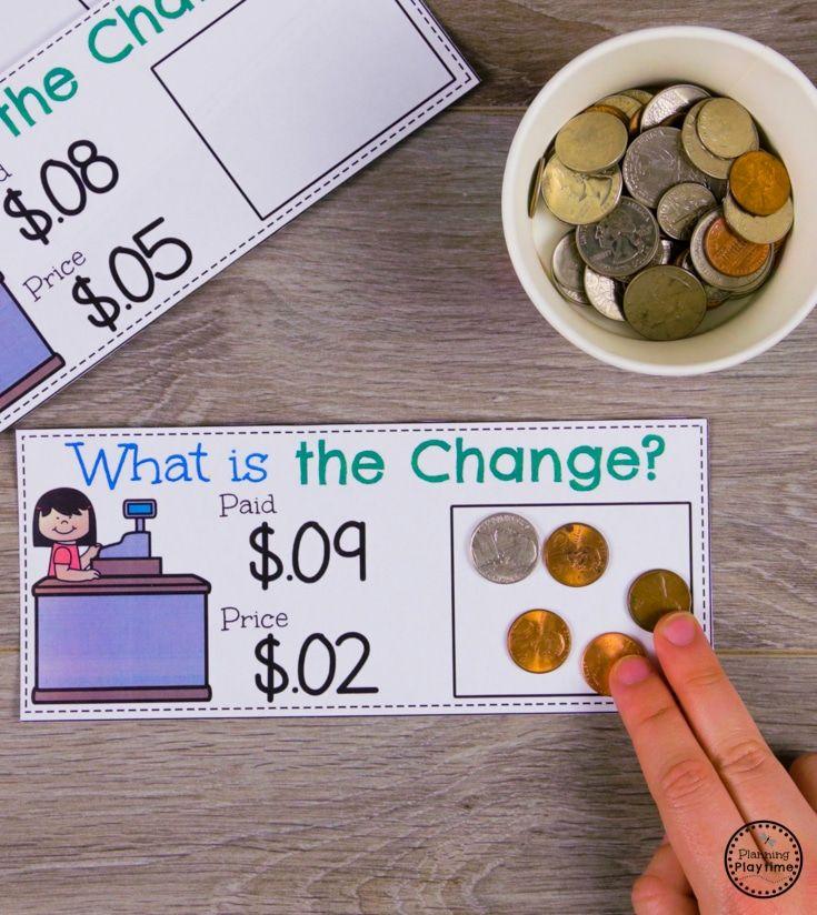 Money Worksheets Planning Playtime Making Money Online Podcast - Download Kindergarten Money Worksheets Pdf Gif