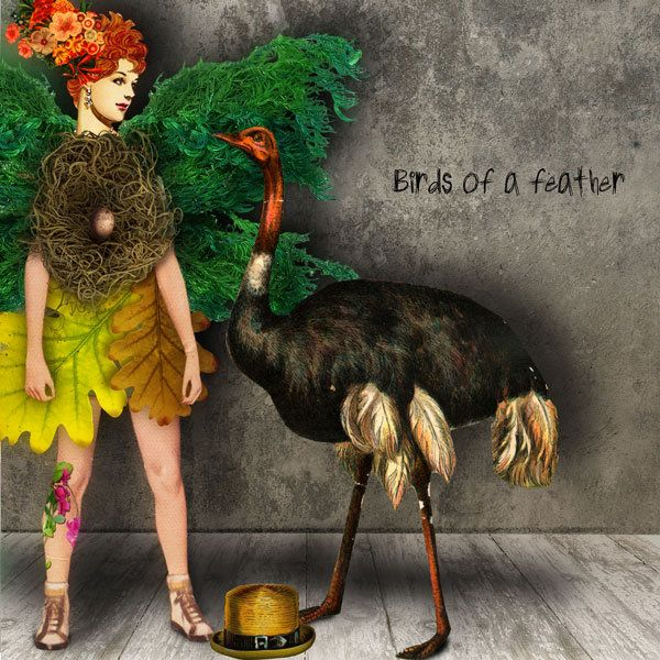 Hot off the press: Flora Finery {Ultimate Art Doll Collab} and AJC Provisions {Parcel 35} | Studio Tangie
