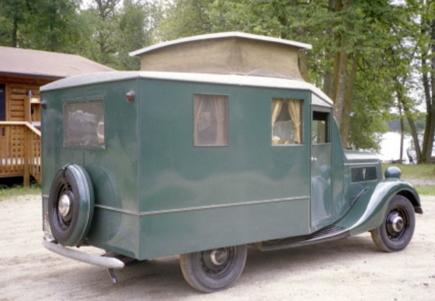 Henry Ford\'s 1937 House Car | Funky RVs | Pinterest | Henry ford ...