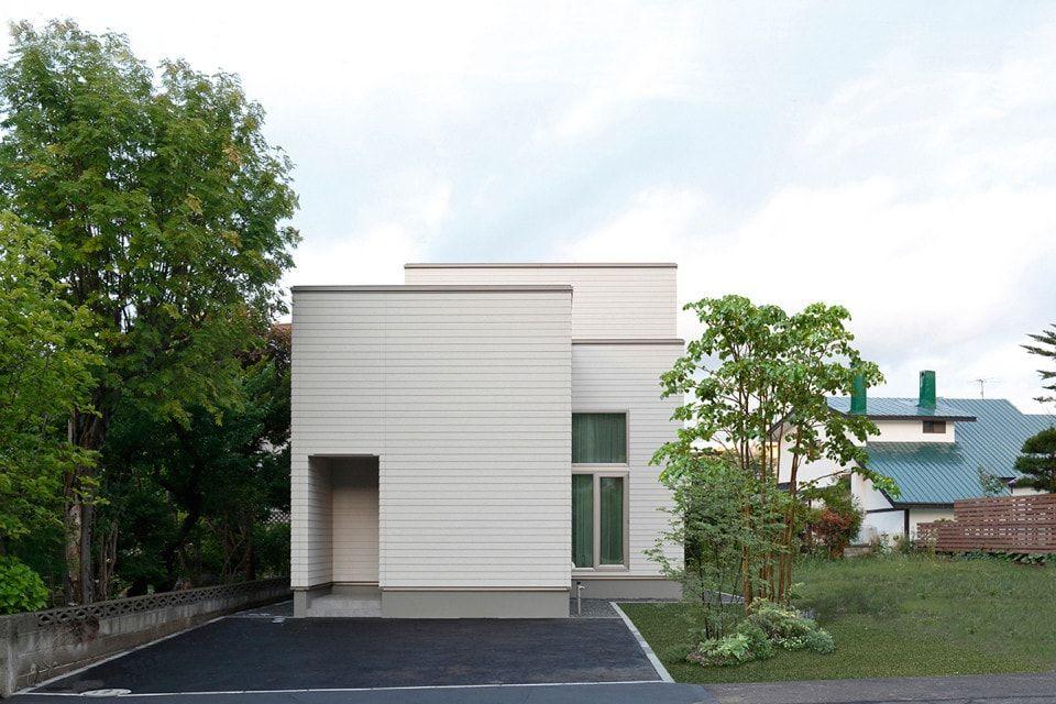 建築実例 Super Guppy 3 デザイナーズ住宅 建築家と建てるなら ミサワデザイナーズギャラリー 住宅のミサワホーム デザイナーズ住宅 建築家 建てる