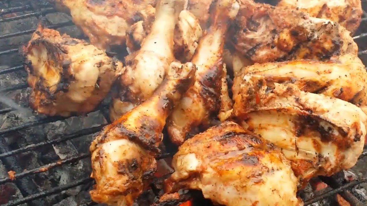 طريقة الفراخ المشوية عالفحم مع كل أسرار الشوي وسر طعم وتتبيلة الحاتي أكلات 2018grilled Chicken Youtube Cooking Recipes Cooking Recipes
