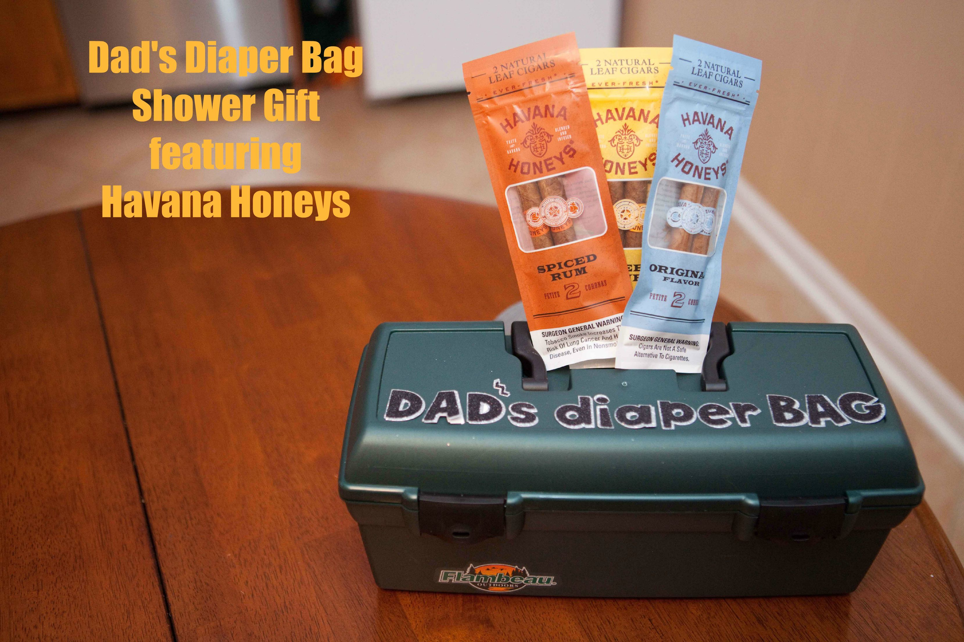 Give the perfect gift for a new father with havana honeys