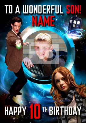 Doctor Who Personalised Birthday Card If I Was A Time Lord I D Be Dr Coohoo Personalized Greeting Cards Personalized Birthday Cards Personalized Birthday