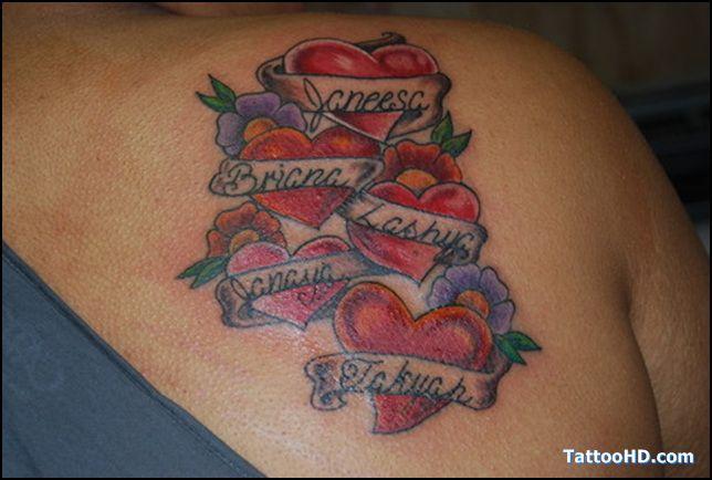 Grandchild tattoos family quote tattoos family tattoos for Tattoos with grandchildren s names