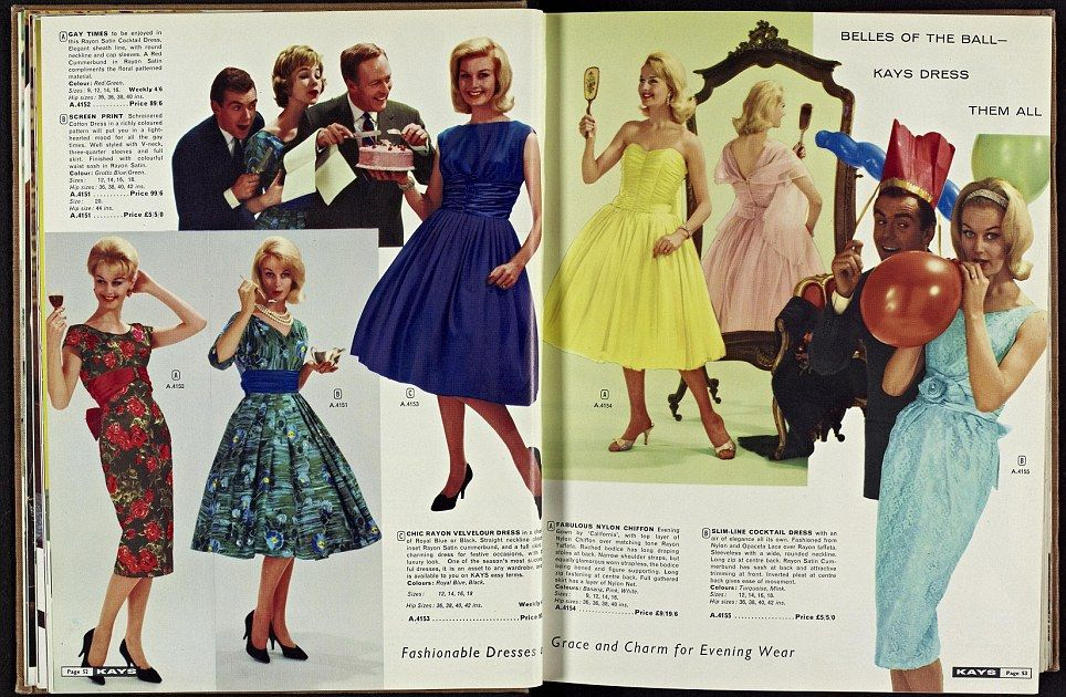 fashion in the 60s essay