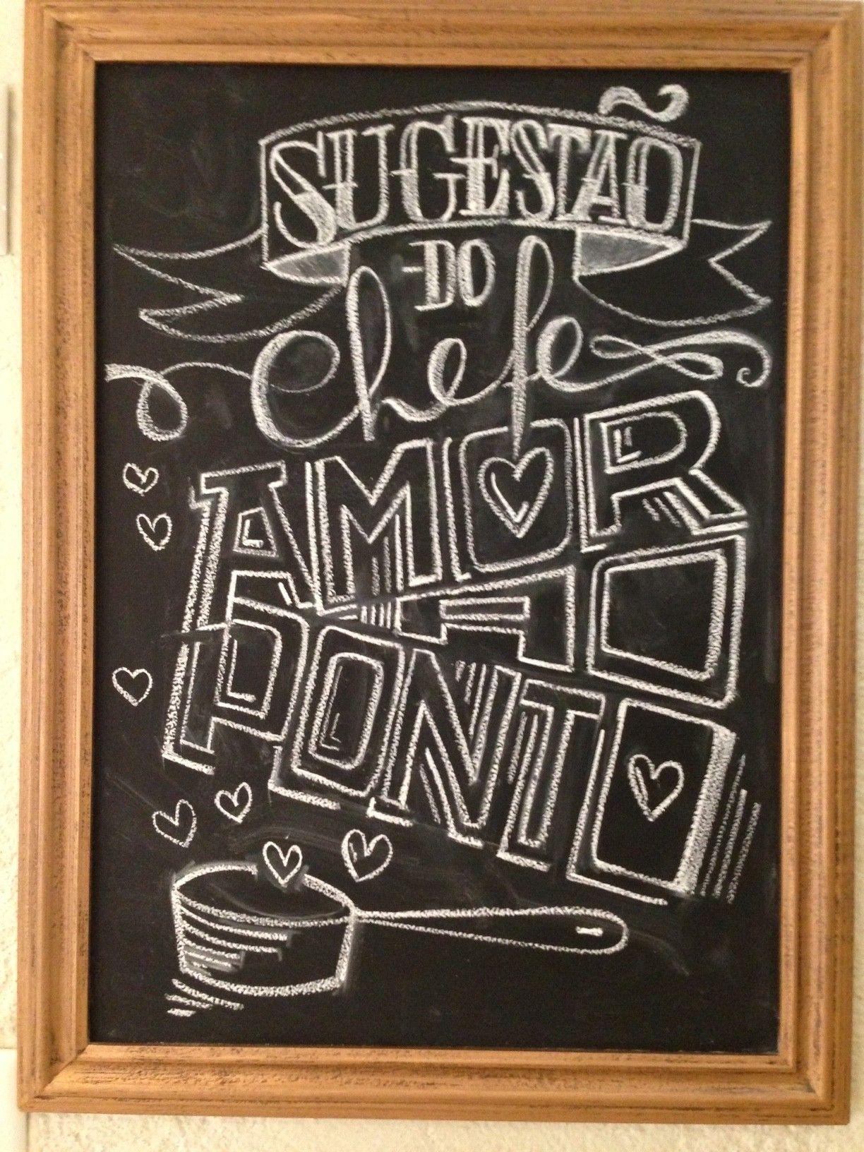 Chalkboards Lousa Dourada Simples Gg