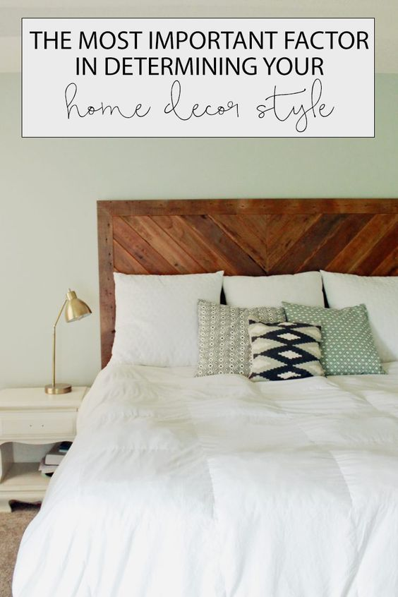 The Most Important Factor In Determining Your Home Decor Style How To Find