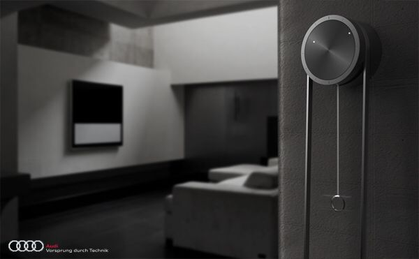 2014 Audi design challenge Furniture winner 'Timepiece'