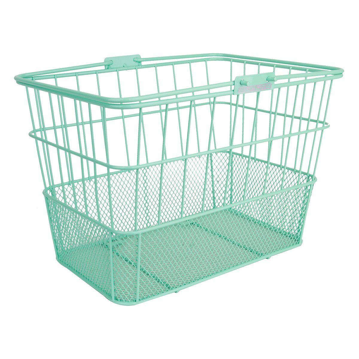 Amazon.com : Sunlite Standard Mesh Bottom Lift-Off Basket - Green ...