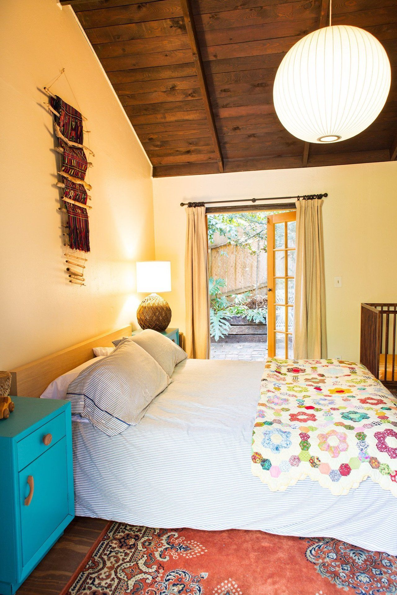 Kristin & Derek\'s Musical Laurel Canyon Lodge | Bedrooms, Design ...