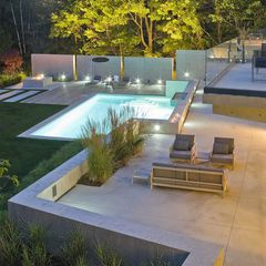 modern landscape by H. Keith Wagner Partnership