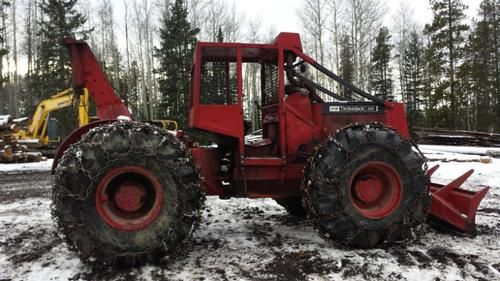 Pin by Heavy Equipment Registry on Forestry Equipment