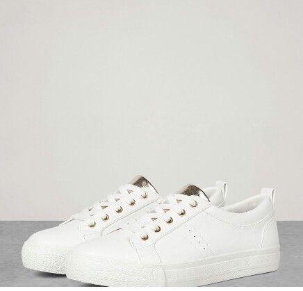 Tenis zapatos para mujer blancos  d6b50a5ee1ef7