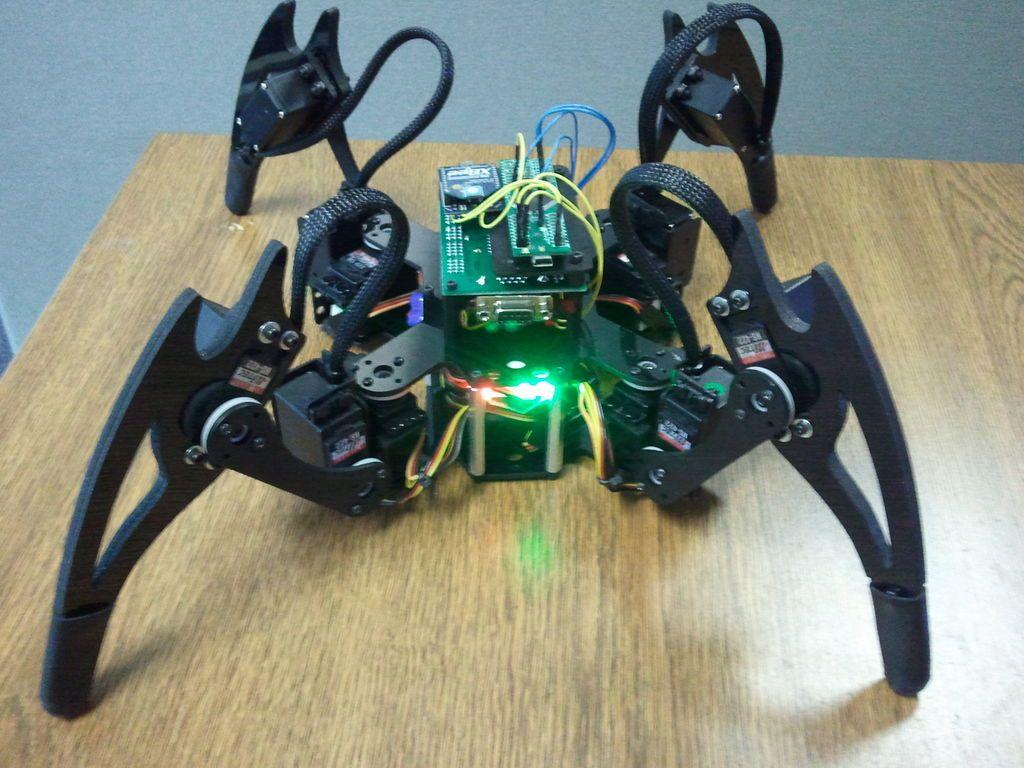 quadruped robot - Sök på Google