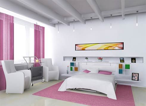 Modern bedroom design on bedroom interior design modern minimalist