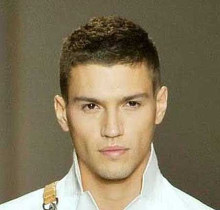 Surprising Short Hair Men Hairstyle For The American Men It Is A Cool And Hairstyles For Men Maxibearus