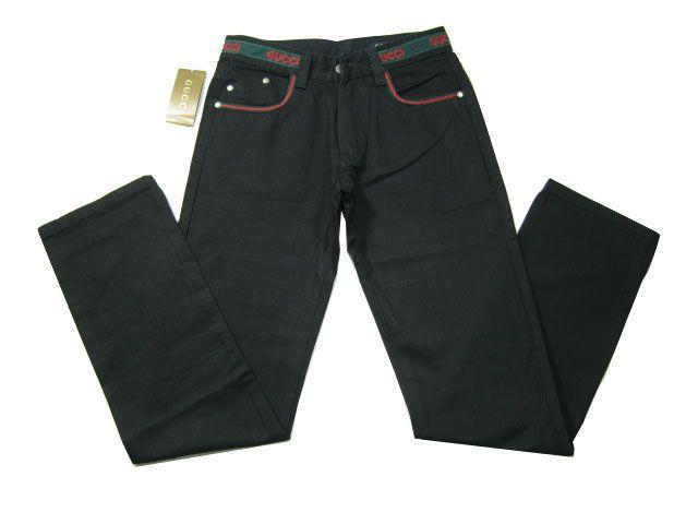 be143ff1 black gucci pants   Gucci Men Jeans Black [A880365] - $113.00 : Cheap Gucci ®,Gucci bags .