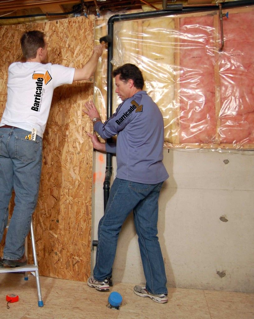 InSoFast Panels Basement Walls | Basement wall panels, Diy ...