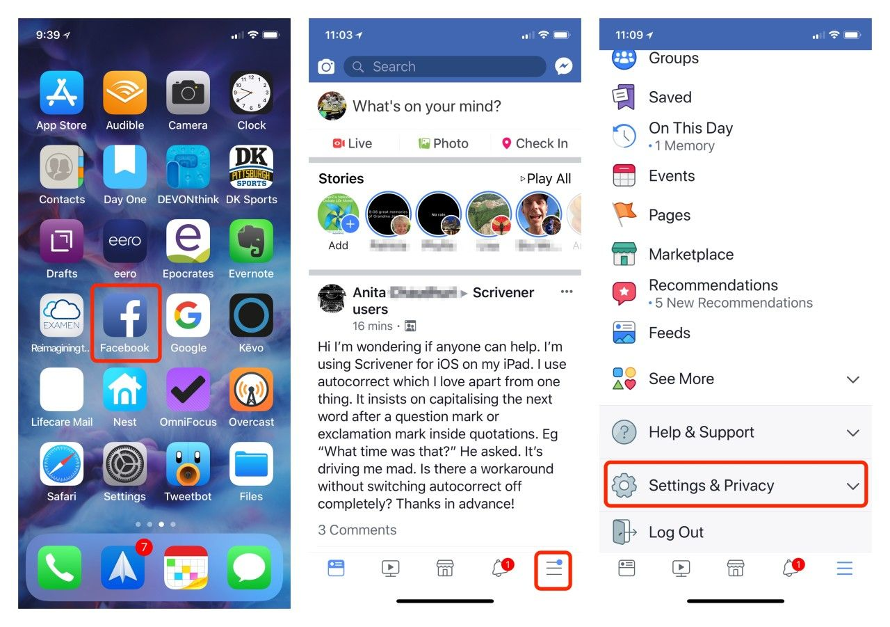 How To Protect Your Facebook Data In iOS http//tipsforios