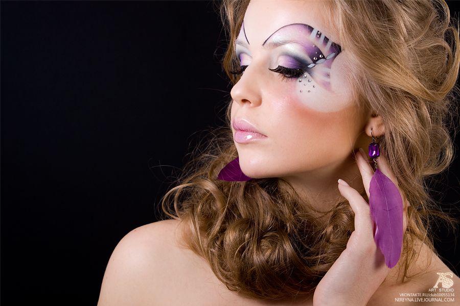Работа моделью макияж прически работа вебкам 2020