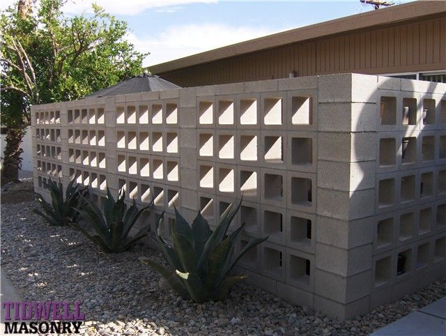 San Diego Masonry Contractor Tidwell Masonry Block Walls Retaining Walls Perimiter Walls Privacy Walls Ma Landscape Walls Front Yard Masonry Blocks